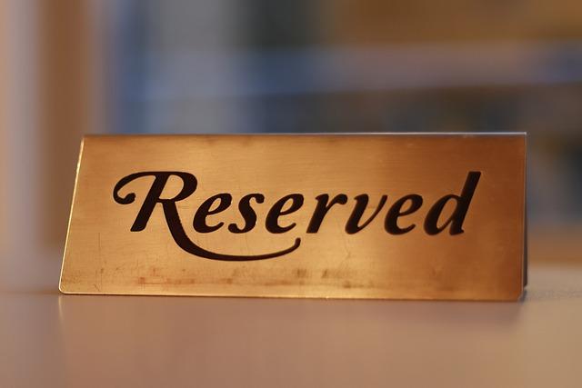 Systemy rezerwacji - garść informacji