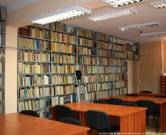 Biblioteka Augustów: Kawiarenka Literacka spotkanie Utą Przyboś