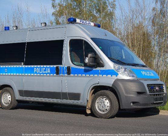 Policja Augustów: Przewozili płynną amfetaminę- zostali zatrzymani