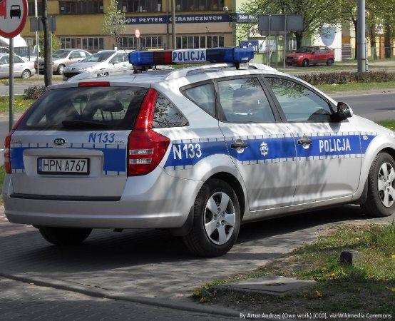 Policja Augustów: Augustowska policjantka na podium w Dębie